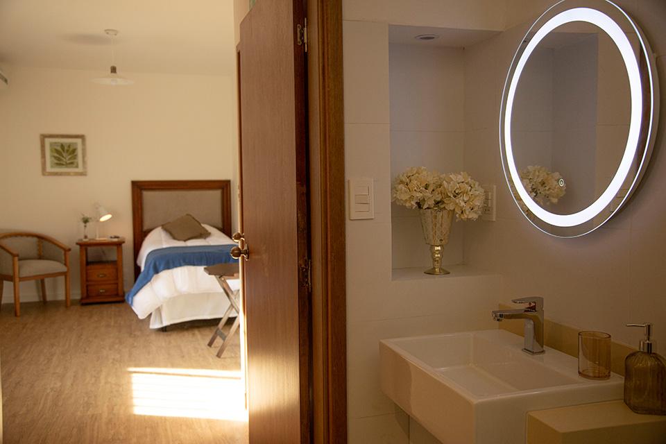 foto basilea suites dormitorios