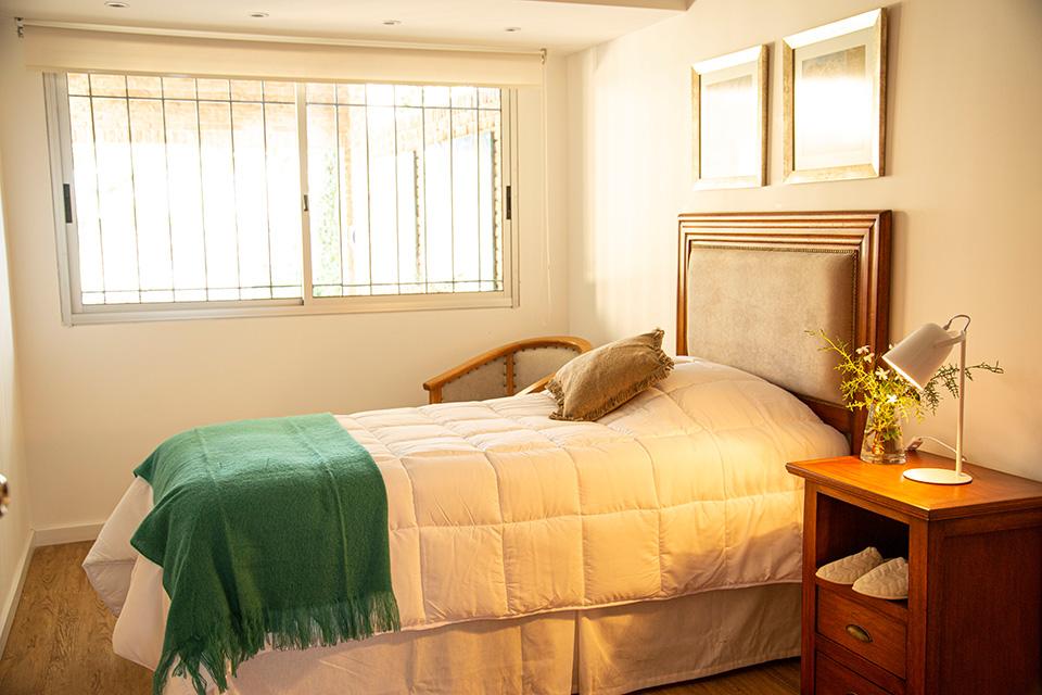 foto basilea suites dormitorio