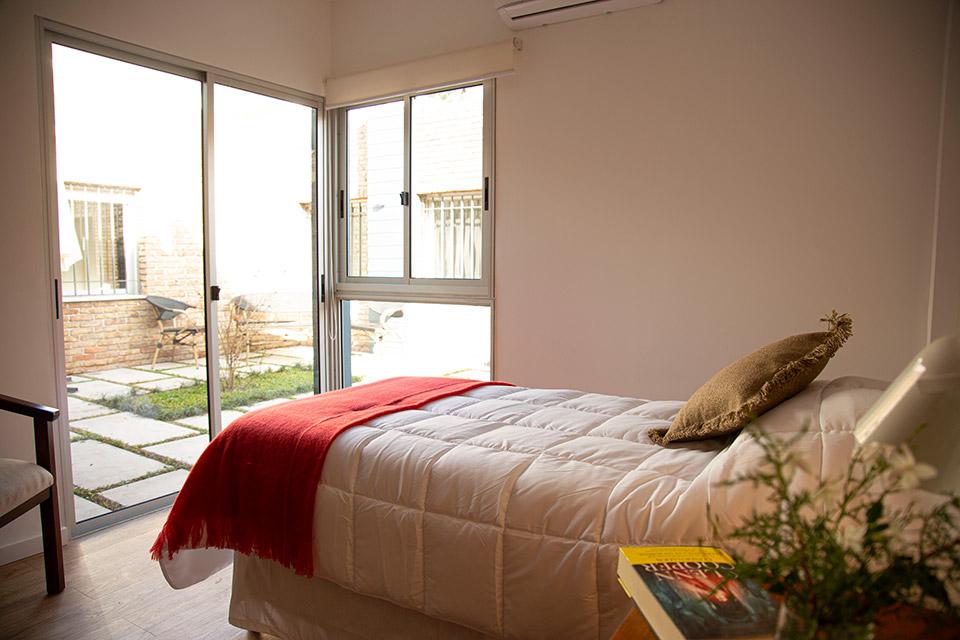 foto basilea suites dormitorio 1 plaza